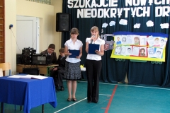 Absolwenci Gimnazjum 2008