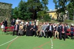 Patron i Sztandar Gimnazjum 2009